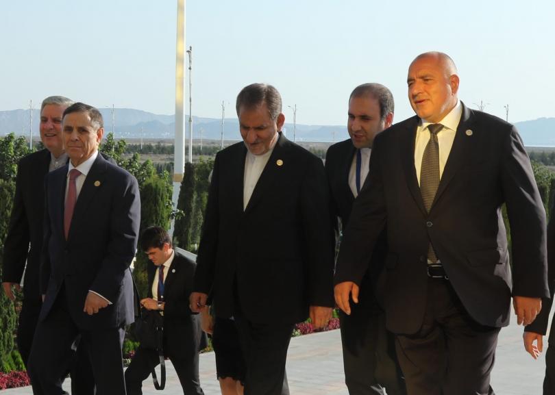 снимка 2 Бойко Борисов се среща с руския премиер Дмитрий Медведев