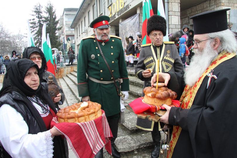 снимка 2 България чества националния си празник - 3 март! (ГАЛЕРИЯ)