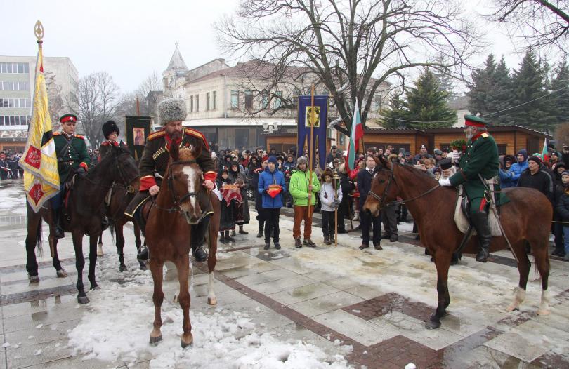снимка 3 България чества националния си празник - 3 март! (ГАЛЕРИЯ)