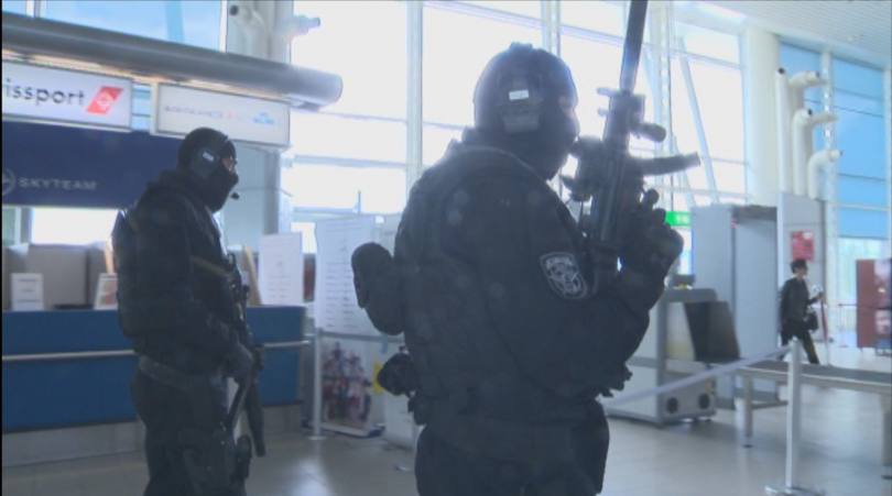 снимка 3 Строги мерки за сигурност на летищата в София, Варна и Бургас