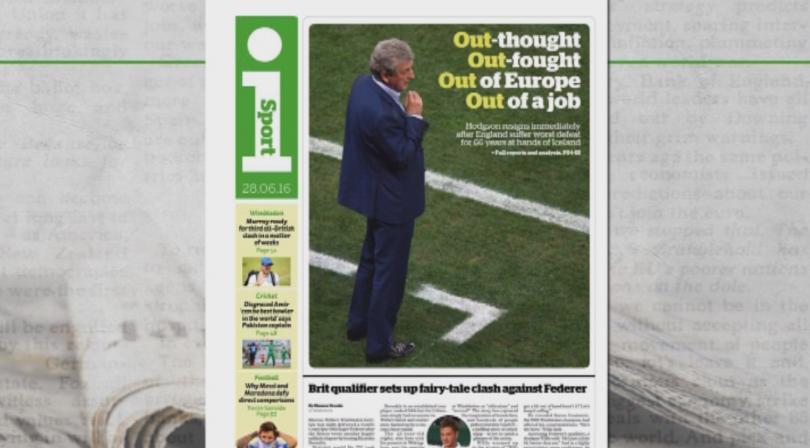 снимка 31 Само Англия може да напусне Европа два пъти за една седмица