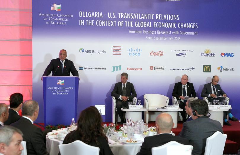 снимка 3 Борисов: България предлага едни от най-добрите условия за бизнес в Европа
