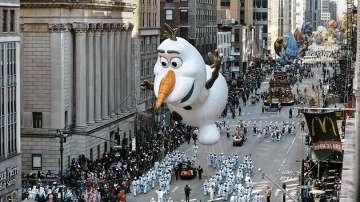 Рекорден студ за Деня на благодарността в Ню Йорк (СНИМКИ)