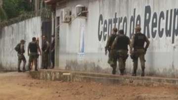 Поне 57 са жертвите на бунта в затвора в Алтамира
