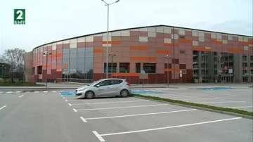 Изграждат нова волейболна зала в Пловдив до спортен комплекс Колодрума