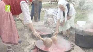 В Силистренско възраждат традиционен вкус