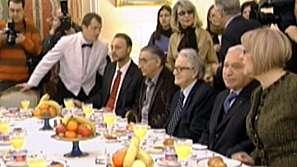 Във френското посолство отбелязаха 20 години от закуската на дисидентите