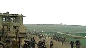 Газа след изтеглянето на израелската армия