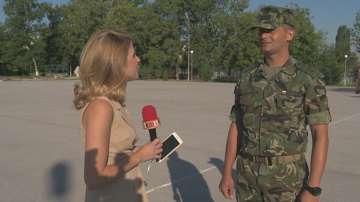 Националната гвардейска част обяви 50 вакантни места за гвардейци