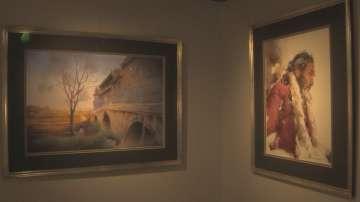 Майстори на акварела подредиха изложба в галерия Нюанс