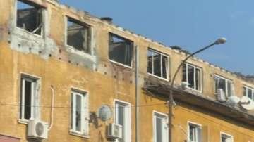 Изгасен е пожарът в жилищна сграда в Бухово