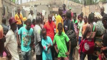 Над 20 деца загинаха при пожар в Либерия