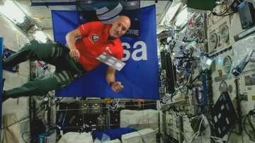 Италиански астронавт организира DJ парти от Космоса
