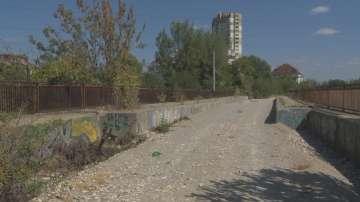 Стара жп линия в София става вело-алея
