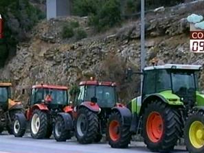 протестите гърция разширяват животновъдите присъединиха земеделците