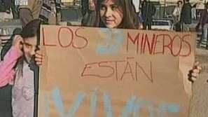 Затрупаните в Чили миньори са живи