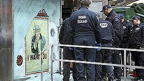 Полицията в Северна Ирландия обезвреди бомба