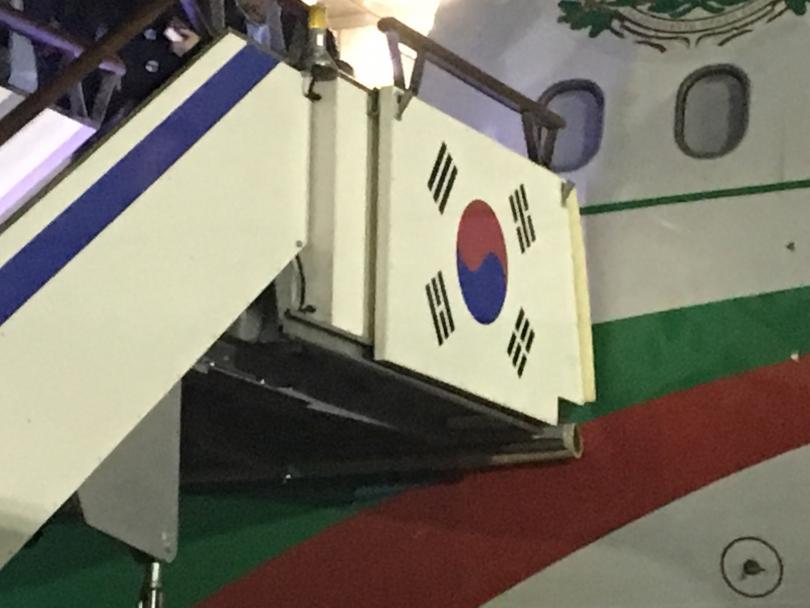 снимка 1 Борисов пристигна в Южна Корея, ще търси партньорство за иновации