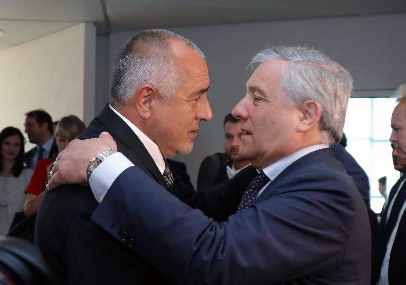 снимка 3 Отлична оценка от Европарламента за председателството на България