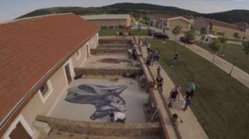 Световни звезди на стрийтарта участваха на 3D фестивал у нас