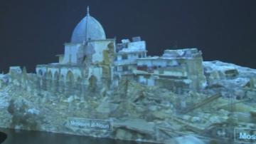 3D технология пресъздава модели на разрушени културни паметници