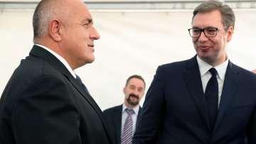 Премиерът Борисов: Берлинската стена между България и бивша Югославия днес пада