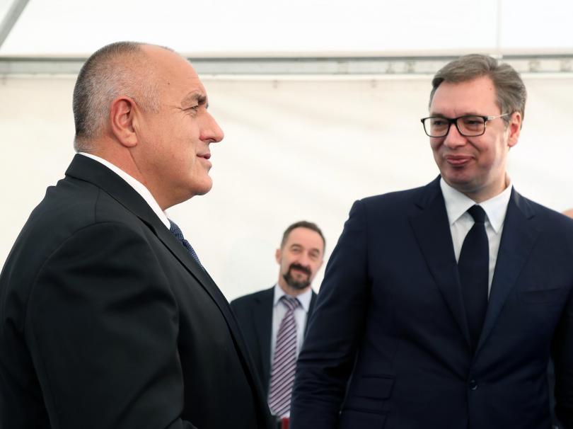 премиерът борисов берлинската стена българия бивша югославия пада