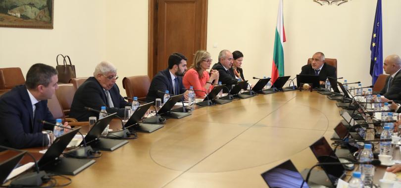 снимка 1 Съветът по сигурността заседава заради ситуацията в Сирия