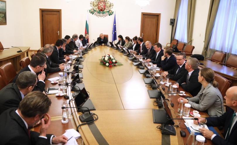 снимка 1 Борисов: България може да се похвали с положително търговско салдо с Германия