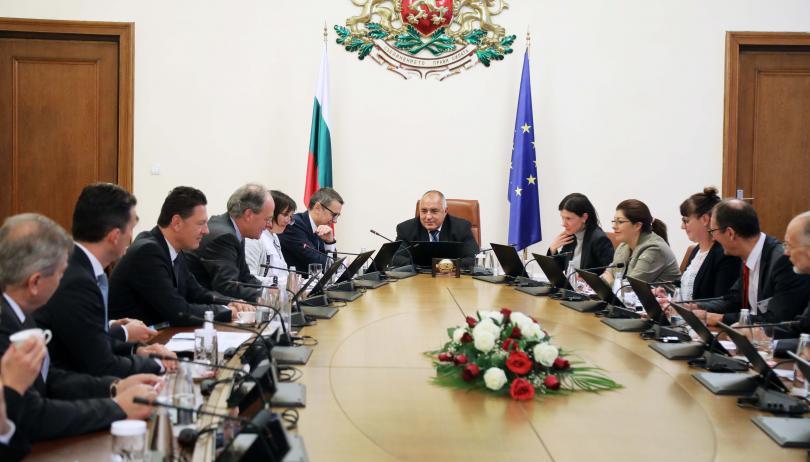 снимка 2 Борисов: България може да се похвали с положително търговско салдо с Германия