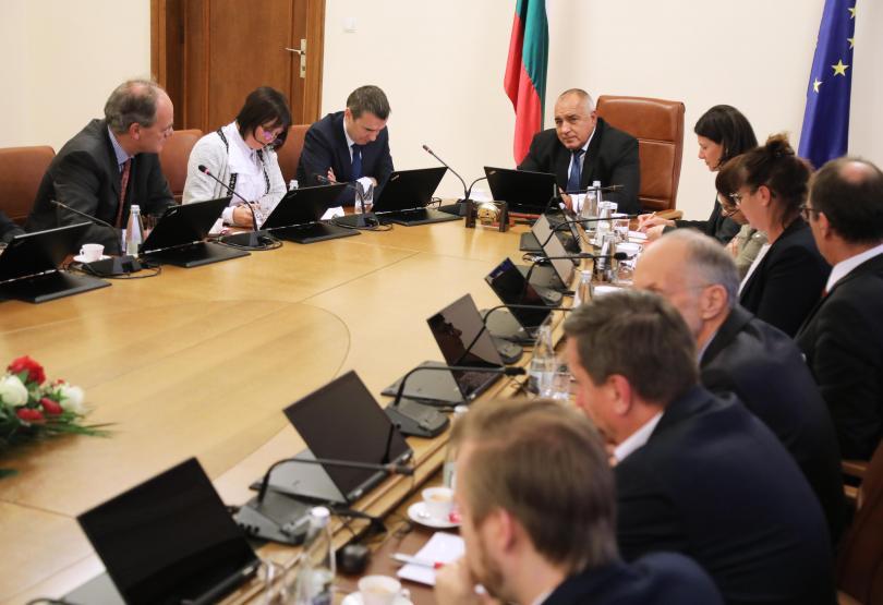 снимка 3 Борисов: България може да се похвали с положително търговско салдо с Германия