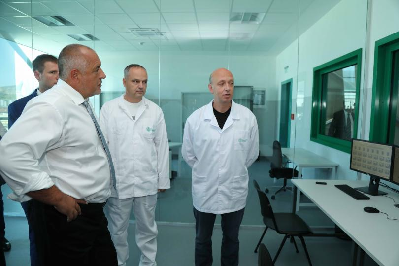 снимка 4 Борисов: Въпреки че Европа е в рецесия, ние държим над 3% ръст на икономиката