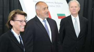 Премиерът се срещна с президента на Международния олимпийски комитет Томас Бах