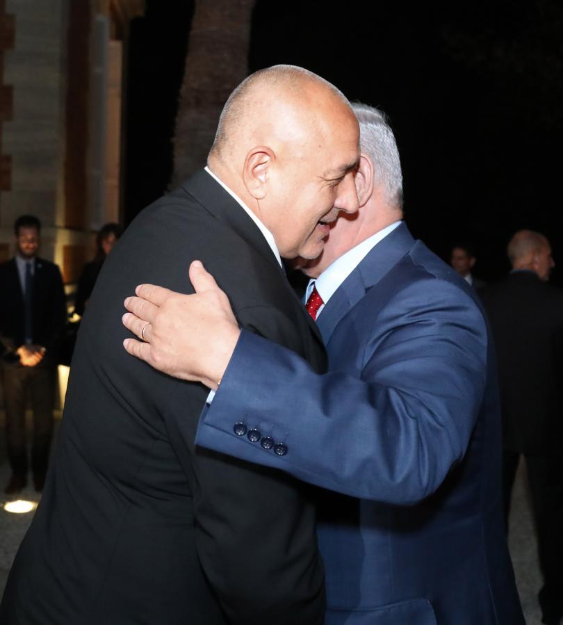 снимка 2 Борисов и Нетаняху обсъдиха отношенията България - Израел в Евксиноград