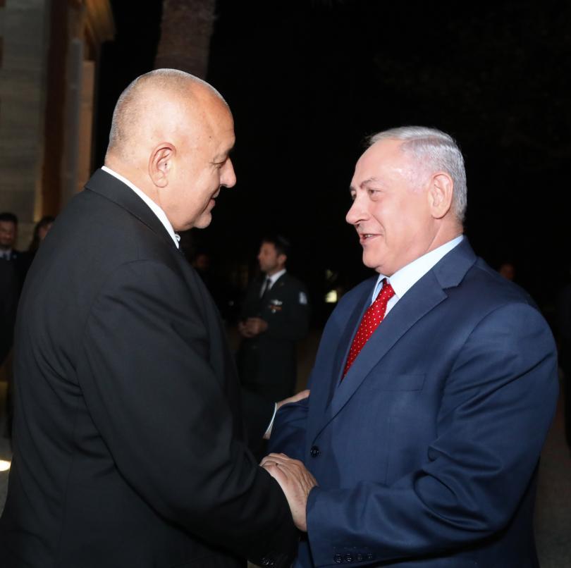 снимка 3 Борисов и Нетаняху обсъдиха отношенията България - Израел в Евксиноград