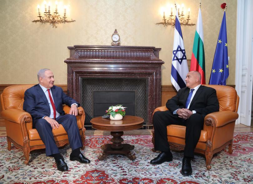 снимка 5 Борисов и Нетаняху обсъдиха отношенията България - Израел в Евксиноград