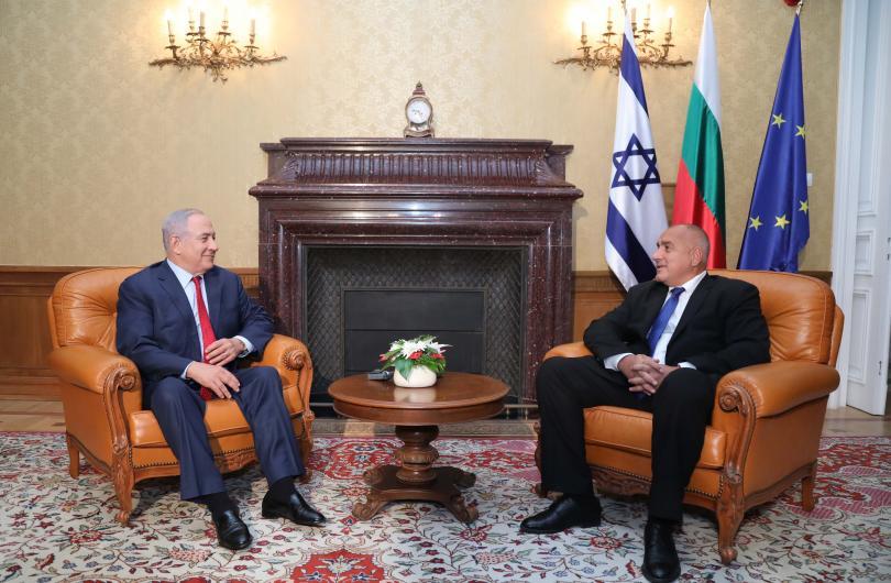 снимка 6 Борисов и Нетаняху обсъдиха отношенията България - Израел в Евксиноград