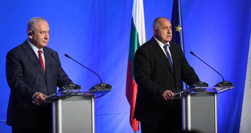 снимка 7 Борисов и Нетаняху обсъдиха отношенията България - Израел в Евксиноград