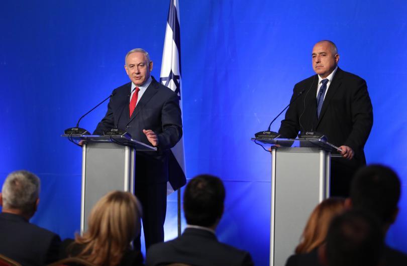 снимка 8 Борисов и Нетаняху обсъдиха отношенията България - Израел в Евксиноград