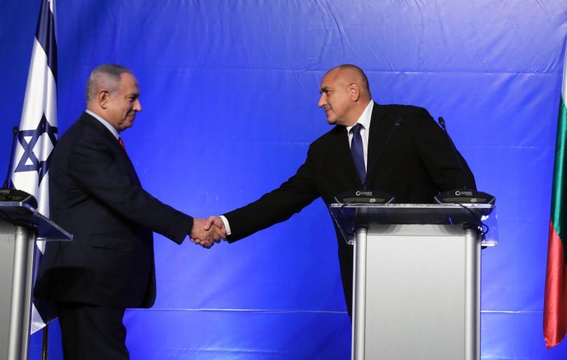 снимка 10 Борисов и Нетаняху обсъдиха отношенията България - Израел в Евксиноград