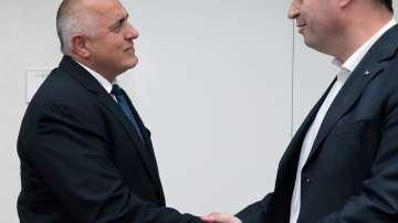 Бойко Борисов: Отношенията между България и Германия са отлични