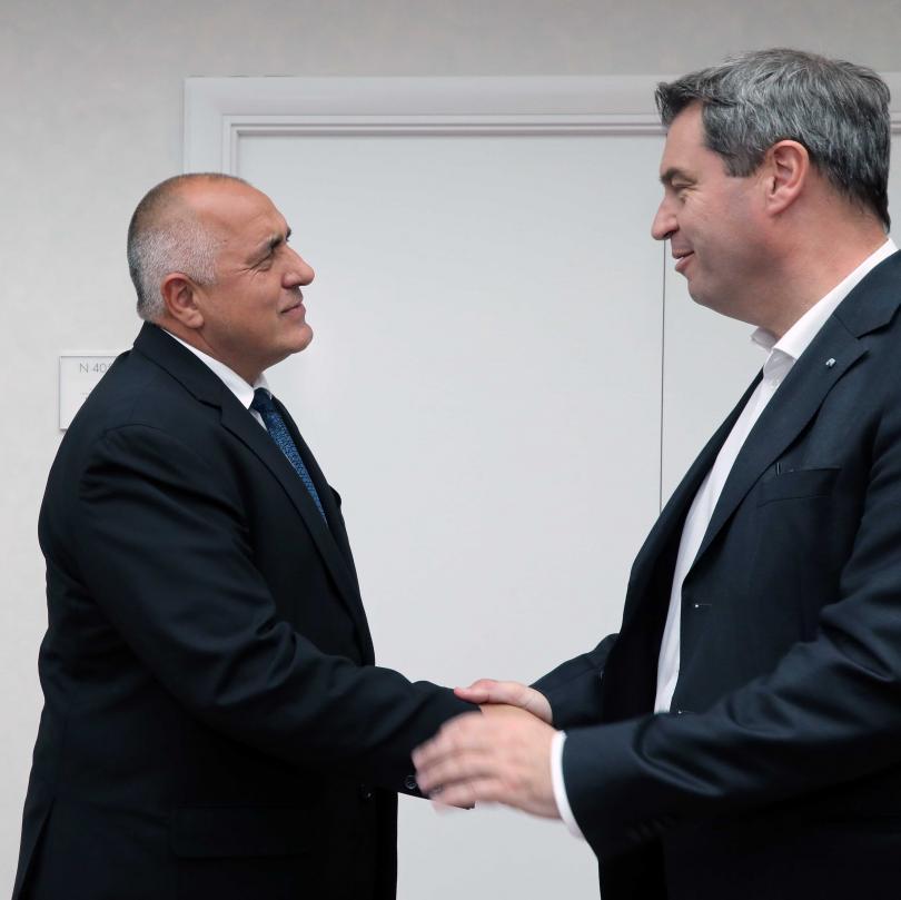 Двустранните отношения между България и Германия са отлични, със стратегическа