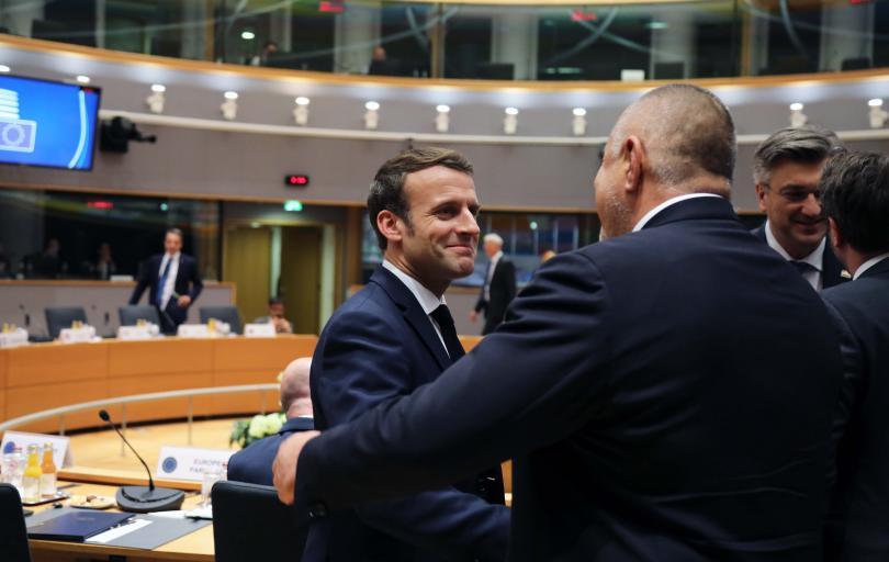 снимка 4 Борисов и лидерите на ЕС обсъждат новата финансова рамка (ГАЛЕРИЯ)