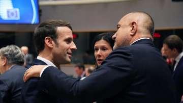 Борисов и лидерите на ЕС обсъждат новата финансова рамка (ГАЛЕРИЯ)