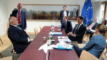 Борисов се срещна с колеги от Дания, Швеция, Нидерландия и Австрия