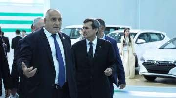 """България обсъжда с Туркменистан доставки на природен газ за хъб """"Балкан"""""""