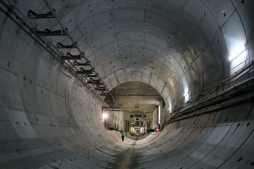 Тунелът на третия лъч на столичното метро