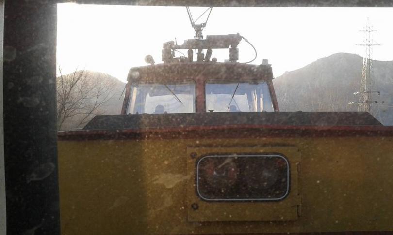 снимка 3 С влака винаги е приключение