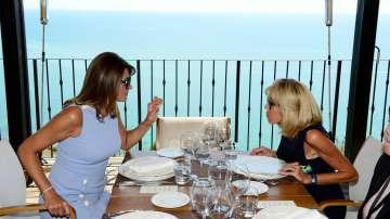 Срещата на първите дами на България и Франция (СНИМКИ)