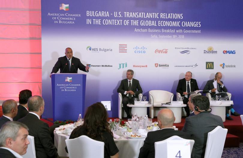 снимка 4 Борисов: България предлага едни от най-добрите условия за бизнес в Европа